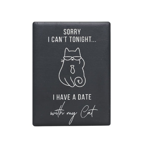 Pet Magnet - Cat Date