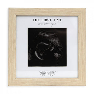 Baby Photo Frame First 4x4