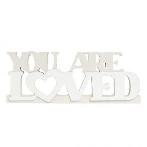 Baby Blockword - You Are Loved