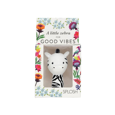 Meaningful Mini - Good Vibe Zebra