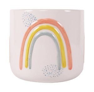 Ayla Planter Colourful Sml 11cm