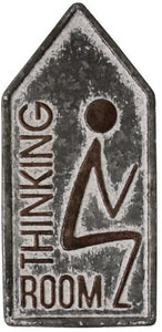 Sign - Tin Think Room