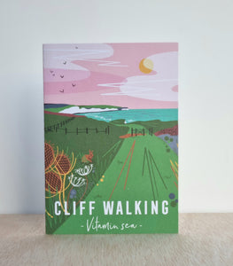 Cliff walking card