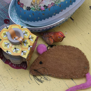 Easter mouse surprise