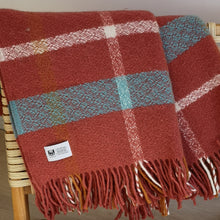 Welsh Wool blankets