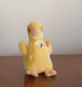 Duckling cuddly toy