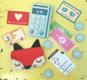 Fox purse play pay pack