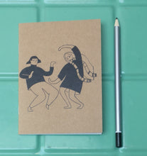 Wickle note book
