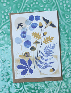 Hedgerow card