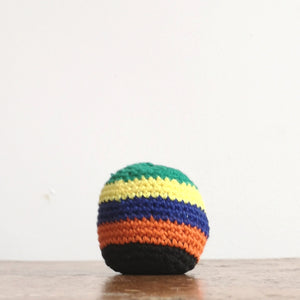 Crochet juggling ball