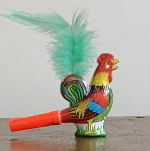 Rooster flute