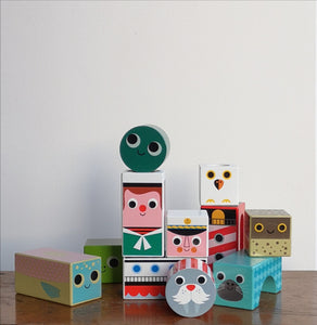 Musical blocks