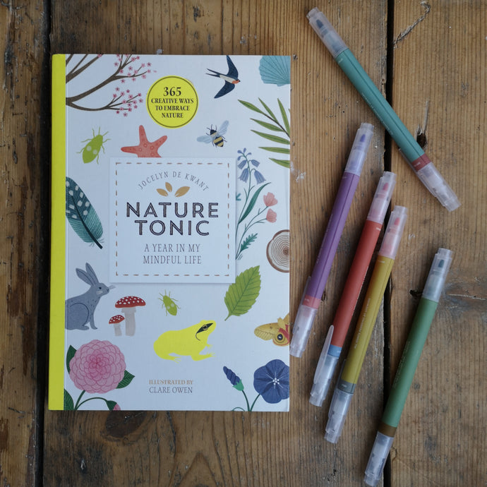 Nature tonic- A year in my mindful life