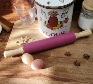 Large silicon rolling pin