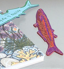 Fish book marks