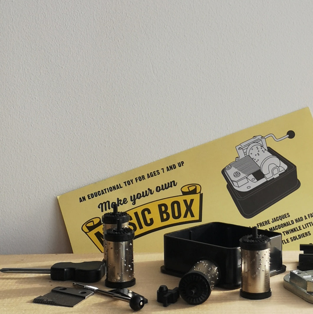 Make your own music box