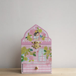 Princess jewellery box