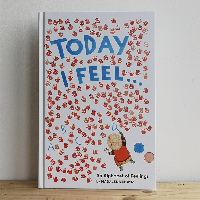 Today I feel book