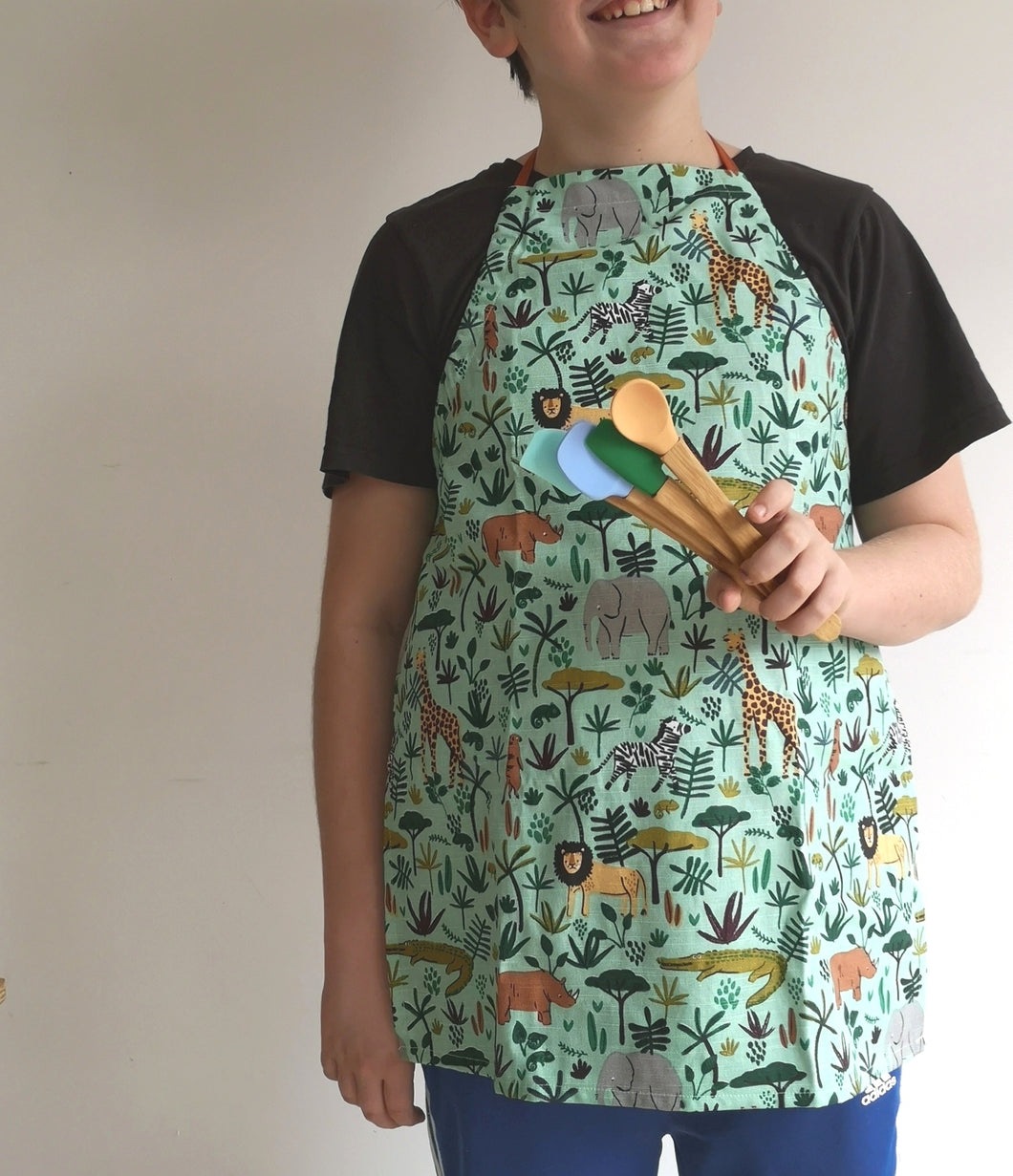 Jungle apron