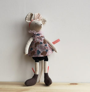 Mouse doll