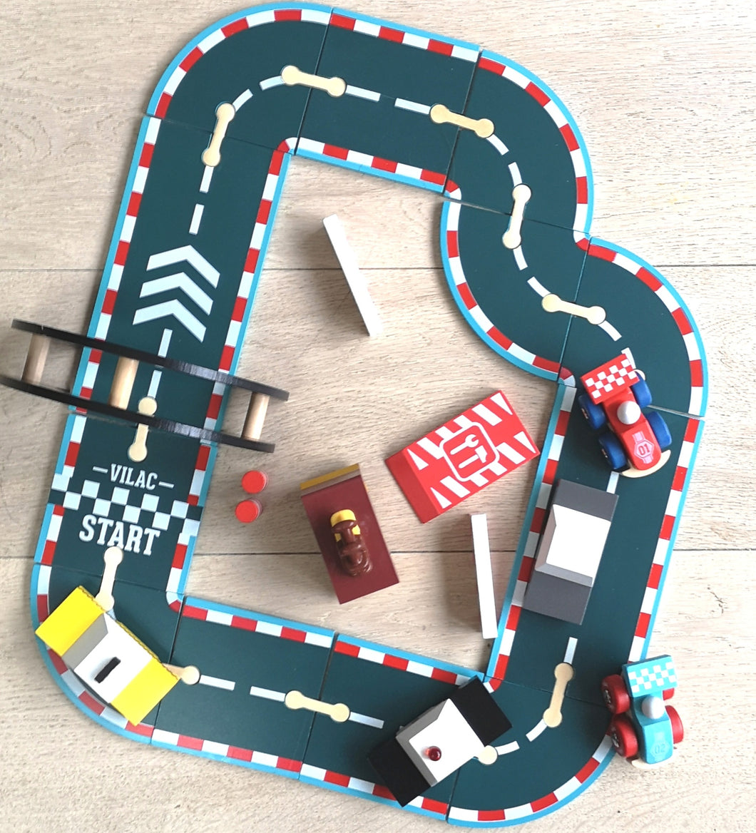 My first car track