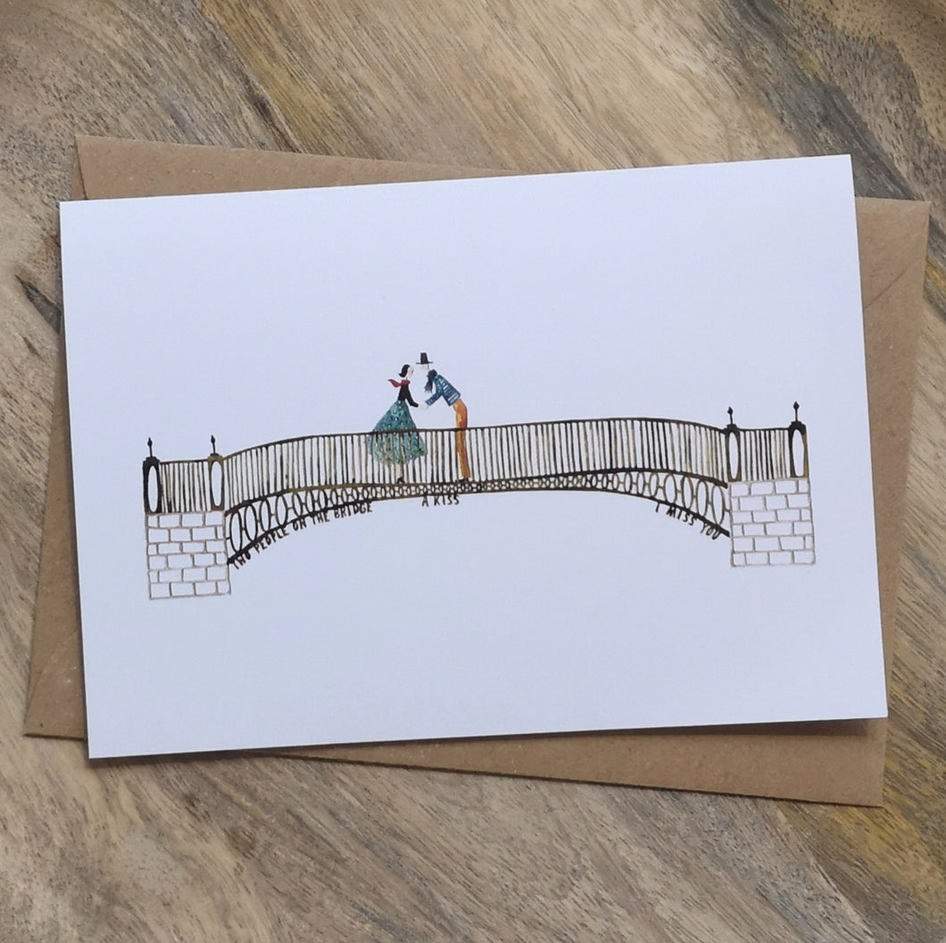 Bridge card