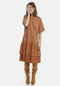 Over sized tee dress