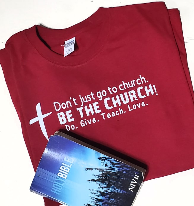Be the Church Graphic Tee