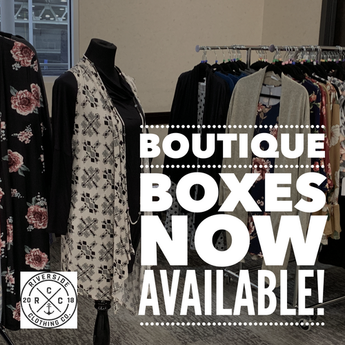 Riverside's Boutique Box