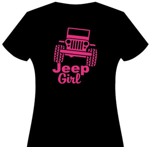 Jeep Girl Shirt