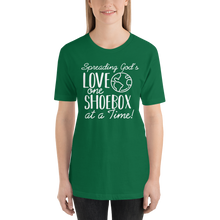 Load image into Gallery viewer, Shoebox Tee - Green