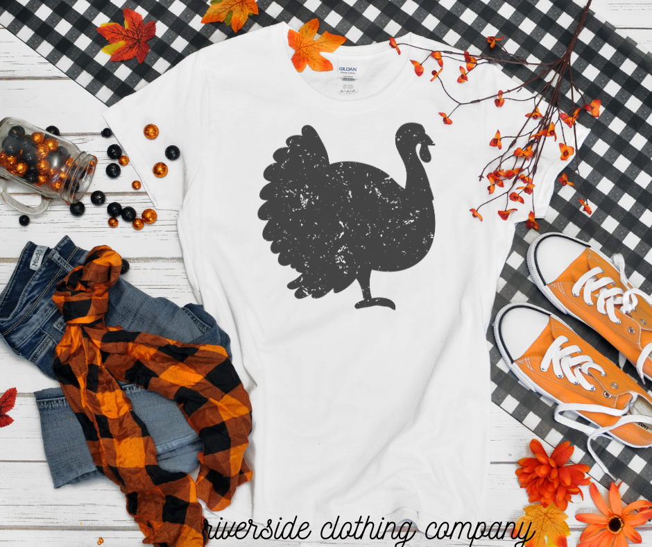 Turkey Short Sleeve Tee