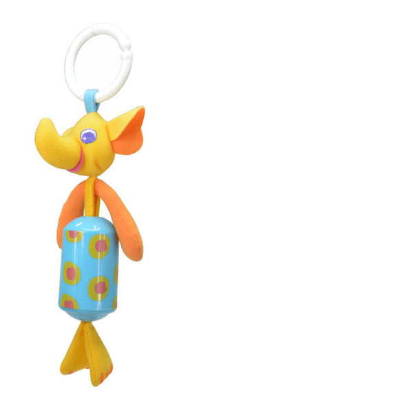 Toys Mobile Baby Plush Sozzy Bed Wind Chimes Rattles Bell Toy Stroller for Newborn.