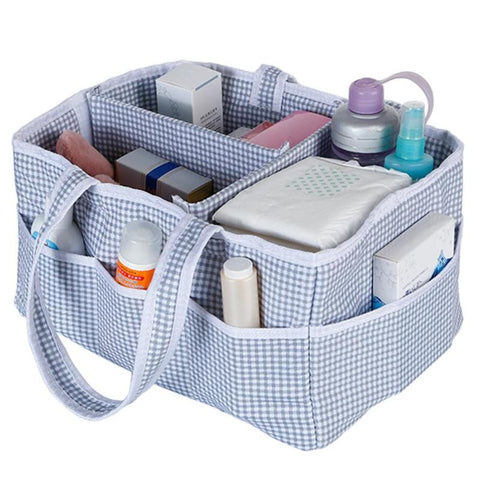 Portable Baby Diaper Nappy Pouch Bags Baby Diapers Changing Bottle Accessories Bag Mummy Inserts Handbag Organizer Bag