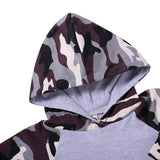 Infant Hoodie W/  Camo Bottoms