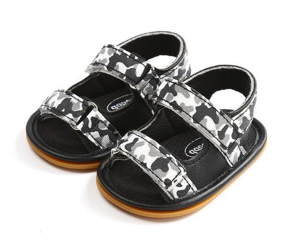 Amazing Summer Breathable Baby Boys girls shoes Kids Camo Hollow Out Anti-skid Casual Baby Cack Shoes 2018