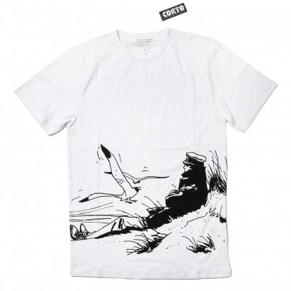 T-shirt Corto Maltese Beach