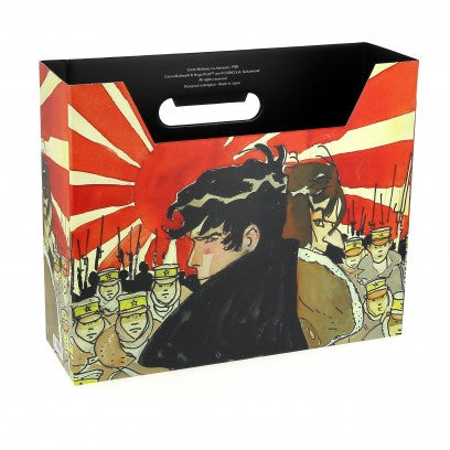 File Box Corto Maltese Sun