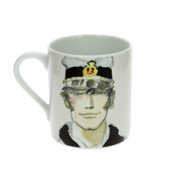 "Corto Maltese mug ""Watercolor"""