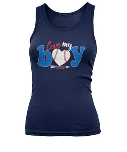 LOVE MY BOY-CUSTOMIZED SHIRT