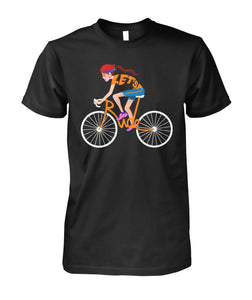 CYCLING - LET'S RIDE WOMAN