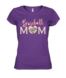 BASEBALL MOM SHIRTS - LIMITED EDITION