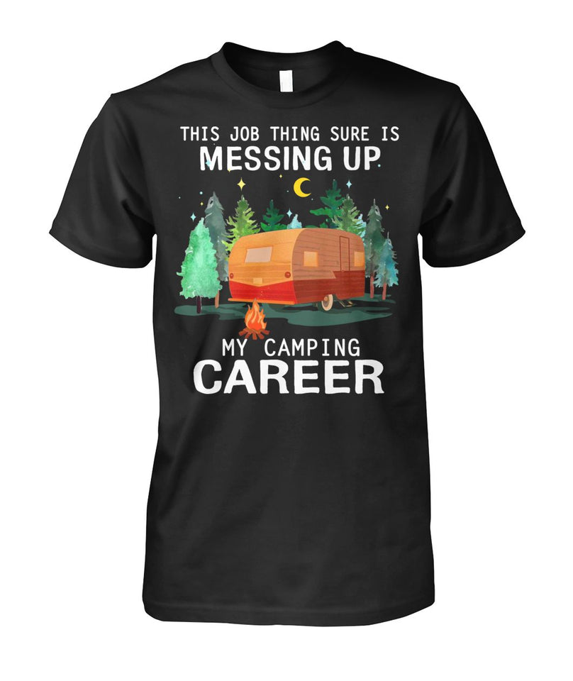 MY CAMPING CAREER- LIMITED EDITION