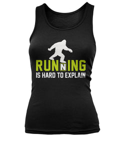 RUNNING IS HARD TO EXPLAIN