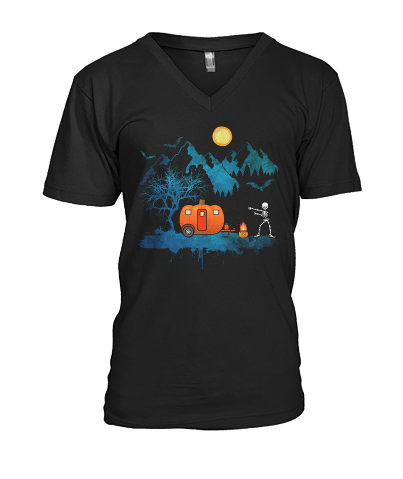 CAMPING HALLOWEEN