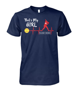 SOFTBALL-THAT'S MY GIRL-LIMITED EDITION