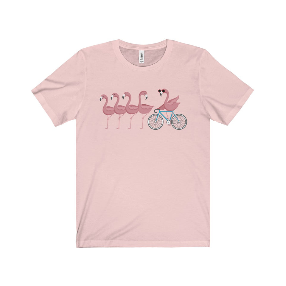 AS COOL AS A CYCLING FLAMINGO - LIMITED EDITION