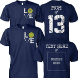 SOFTBALL FAMILY-CUSTOMIZE SHIRT
