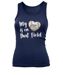 MY LOVE IS ON THAT FIELD - LIMITED EDITION