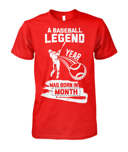 A BASEBALL LEGEND - LIMITED EDITION